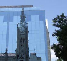 MADRID Reflection 5 by exvista