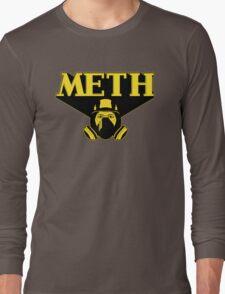 M.E.T.H (Breaking Bad) Long Sleeve T-Shirt