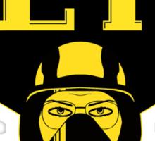 M.E.T.H (Breaking Bad) Sticker