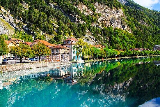 Salzburg Austria by RAN Yaari