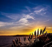 Sunset. Falmouth Seafront. by AndyReeve