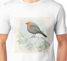 a winter robin T-Shirt