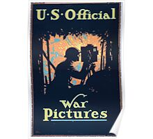 US official war pictures 002 Poster