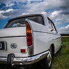 Peugeot 404 by TrueLoveOne