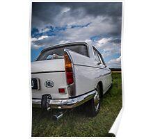 Peugeot 404 Poster