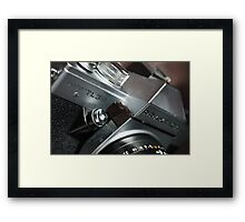 Praktica 35mm Framed Print