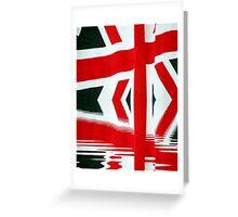 Team Great Britain Greeting Card