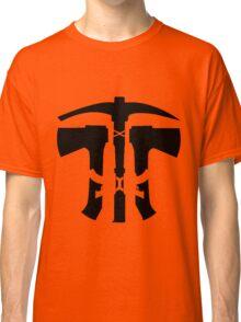 Rust Axe Pickaxe AK  Classic T-Shirt