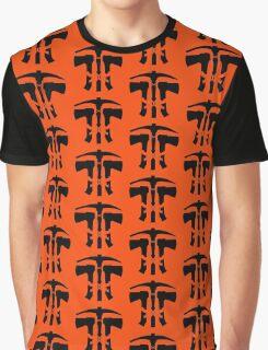 Rust Axe Pickaxe AK  Graphic T-Shirt