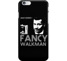 Jimmy Whisper's Fancy Walkman iPhone Case/Skin