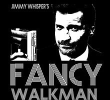 Jimmy Whisper's Fancy Walkman by snarkvader