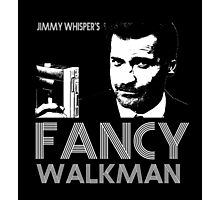 Jimmy Whisper's Fancy Walkman Photographic Print