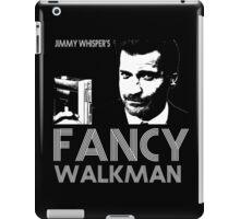 Jimmy Whisper's Fancy Walkman iPad Case/Skin