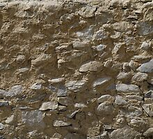 Rough stone wall (Karakul) by Marjolein Katsma