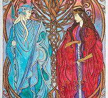 The Guardians of Vanyar by Ereborsdragon