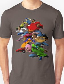 Fat Albert and the Gang Ready for battle T-Shirt