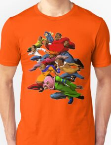 Fat Albert and the Gang Ready for battle Unisex T-Shirt