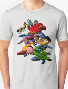 Fat Albert and the Gang Ready for battle T-Shirt