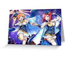 Love Live! School Idol Project - μ's Constellation Greeting Card