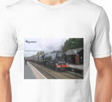 LMS 46233 'Duchess of Sutherland' at Aston Unisex T-Shirt