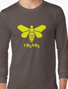 Methylamine Bug Long Sleeve T-Shirt