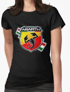 Fiat 500 Abarth Supermini Car T-Shirt
