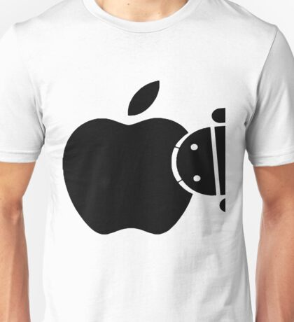 Apple & Android Unisex T-Shirt