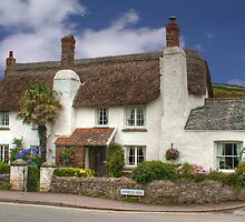 Devonshire Cottage - Croyde by John Dickson