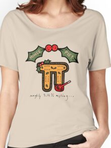 Christmas Mince ᴨ Women's Relaxed Fit T-Shirt