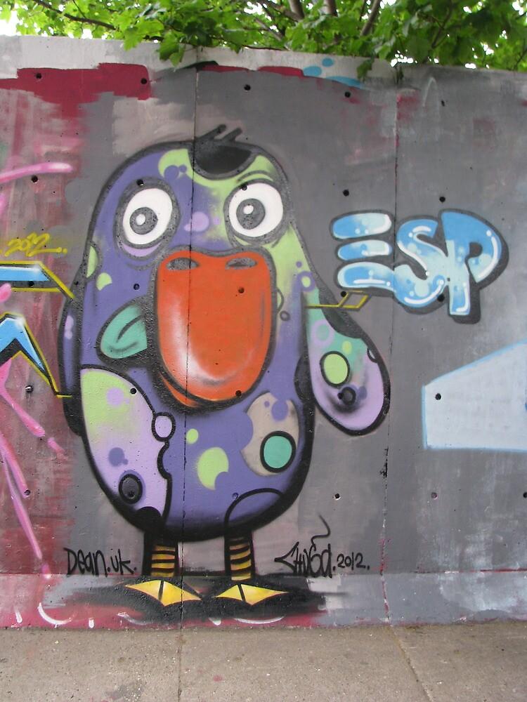 Mr Egg by Andrew Hennig