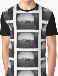 Instant Cow Graphic T-Shirt