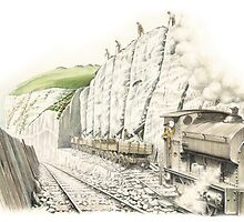 Mineral Railway, Dover by wonder-webb