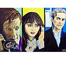 Is That the Doctor? Photographic Print