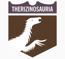 Dinosaur Family Crest: Therizinosauria Kids Clothes