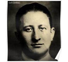 Carlo Gambino Poster