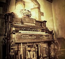 The Old Piano Organ by Nikki Smith