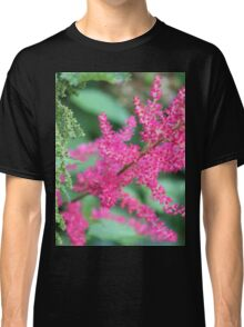 Pink Meadow Sweet Close Up Classic T-Shirt