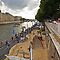 Paris plages by Aleksandar Topalovic