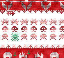 Merry Space Invaders! by creativenergy