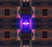 Wooden Lightbulb by V1mage