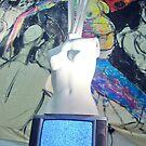 Product of Digital TV Addiction & (Awareness.) by - nawroski -