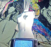 Product of Digital TV Addiction & (Awareness.) by nawroski .