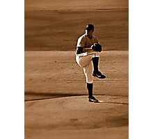An Evening At The Game ~ Part Four Photographic Print