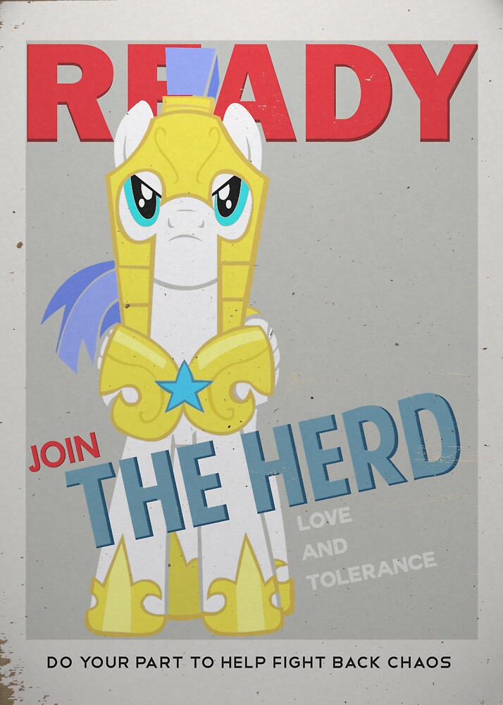 Ready to Join the Herd by Randall116