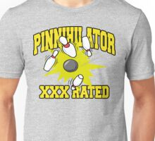 XXX Rated Bowling T-Shirt Unisex T-Shirt