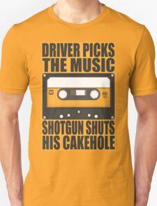SUPERNATURAL - Driver Picks the Music.. T-Shirt