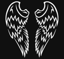 Angel Wings by luckydevil