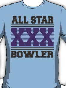 XXX Bowler Bowling T-Shirt T-Shirt