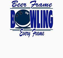 Beer Frame Bowling T-Shirt Unisex T-Shirt
