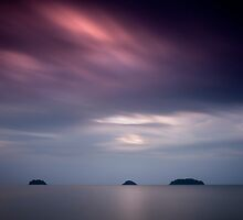 Three islands by yurybird